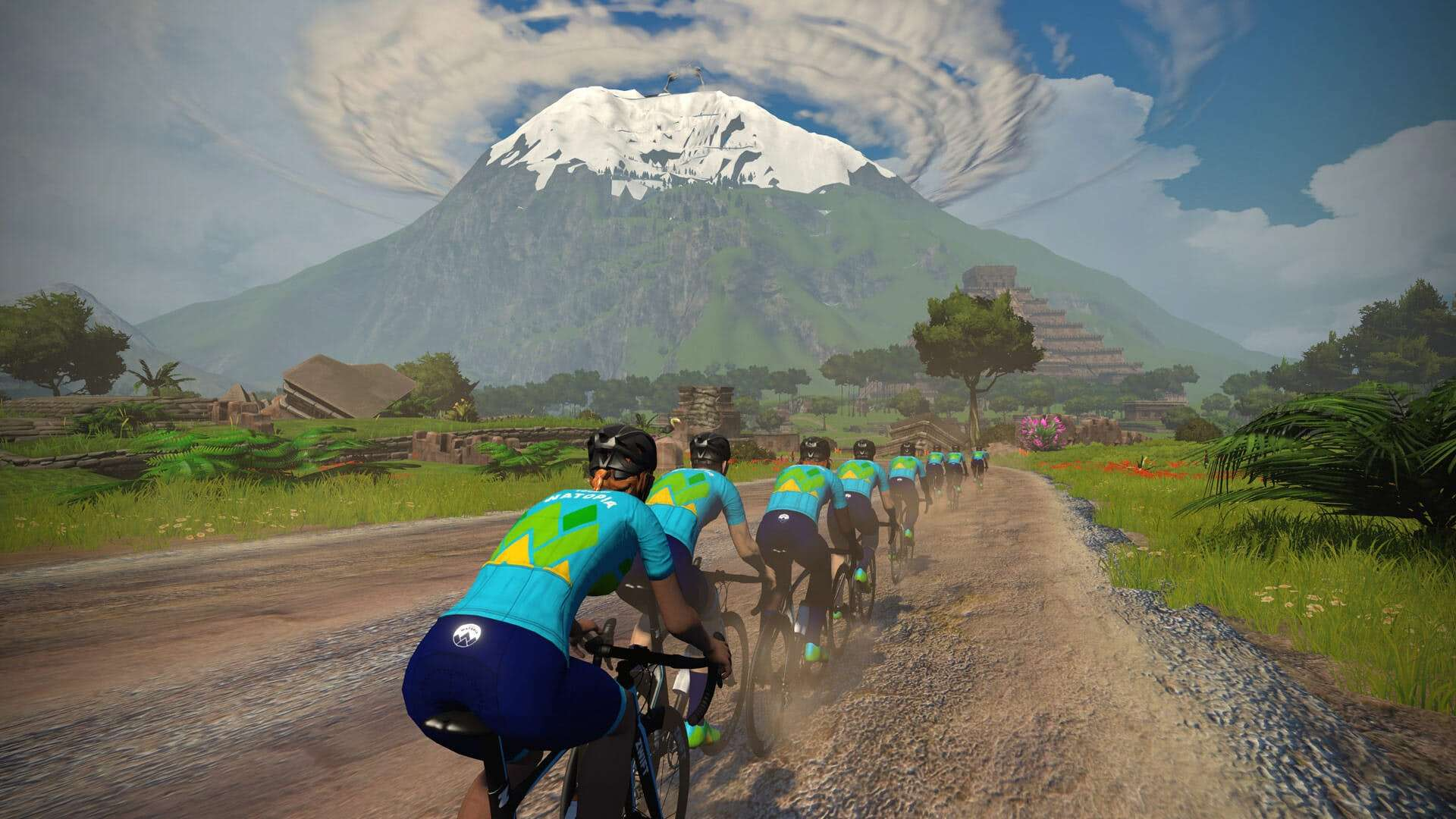 image_20200505_213203 What Old School Cyclist Are You On Zwift?