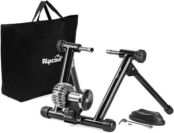 alpcour-bike-trainer-1 Top 5 Indoor Bike Trainer Stands to get you on Zwift