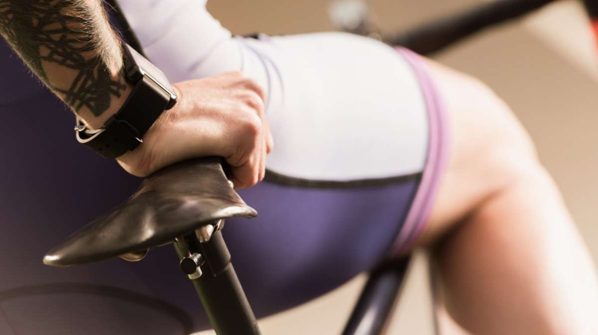 saddle-off-1 Indoor Cycling Training Applications and Kit
