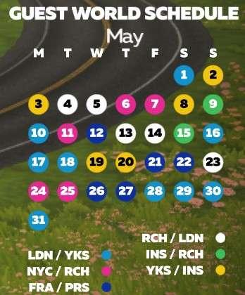 Zwift-calendar-may-2021 Zwift Course Calendar for May