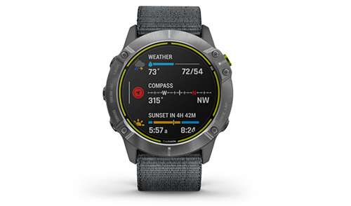 Garmin-Enduro Best Cycling Watch for Indoor and on the Road